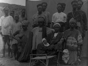 Yagala, Sierra Leone. Chief Gbawuru