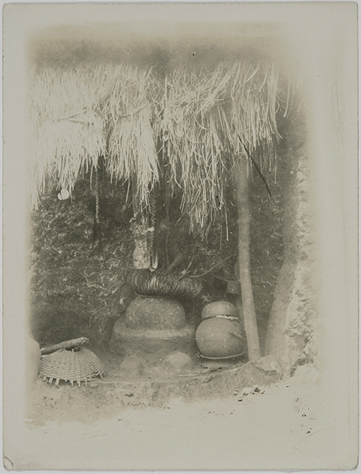 N. W. Thomas, Still Life, Shrine, Fugar. NWT 1056. MAA P.29135.
