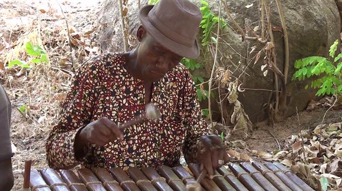 Mohammed 'Medo' Kuyateh, Kabala, Sierra Leone