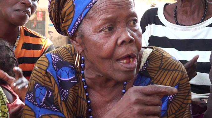 Nandawa Kargbo, Kamalo, Sierra Leone