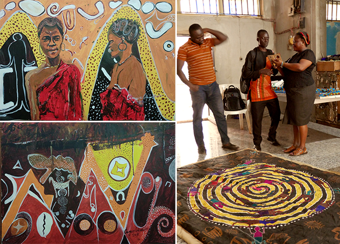 Uli-based art projects, Department of Fine and Applied Art, University of Nigeria, Nsukka