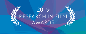 AHRC Research in Film Awards 2019