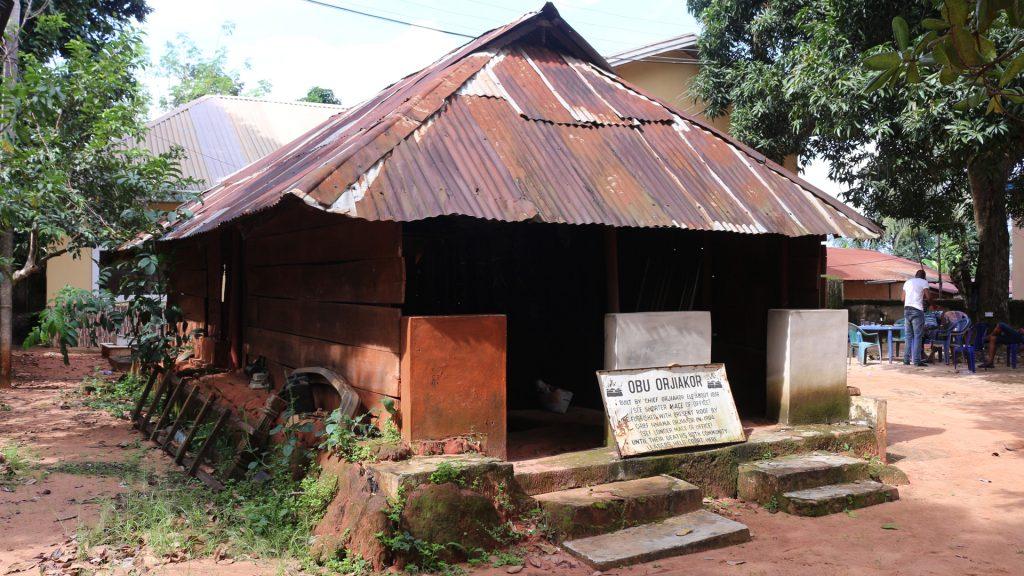 Obu Orjiakor, Nibo