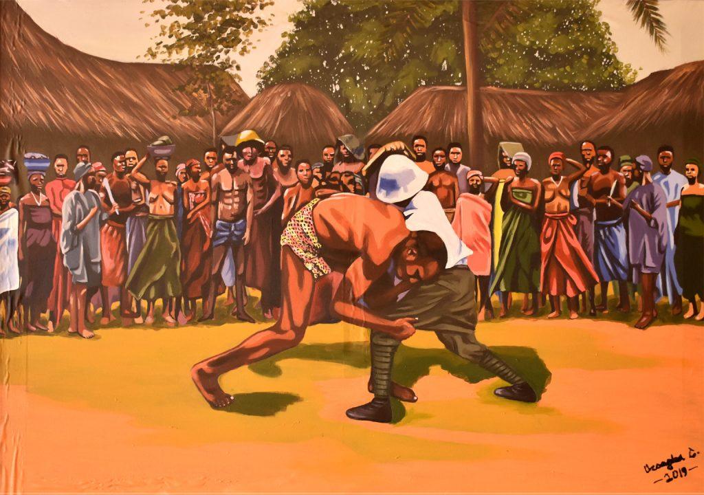 Chukwunonso Uzoagba, Ogu Mnwere Onwe