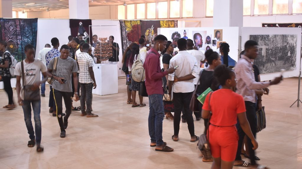 Re-entangled Traditions exhibition, University of Nigeria, Nsukka