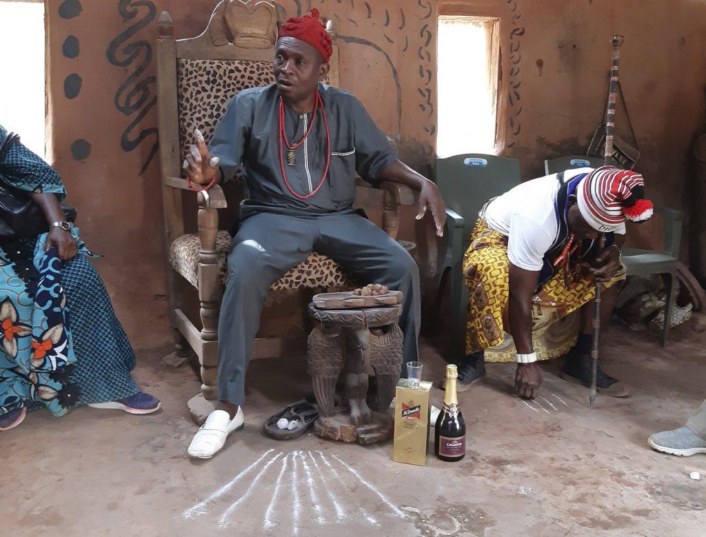 Prince Chukwunonso Umeokonkwo, Obi Dege Igbo, Igbo-ukwu