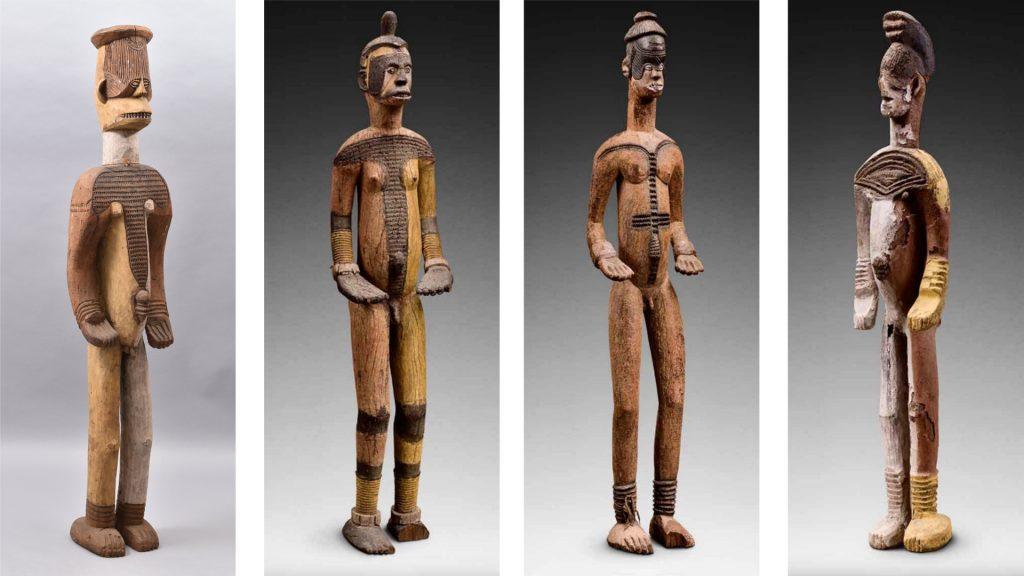 Formal comparison of Igbo alusi figures