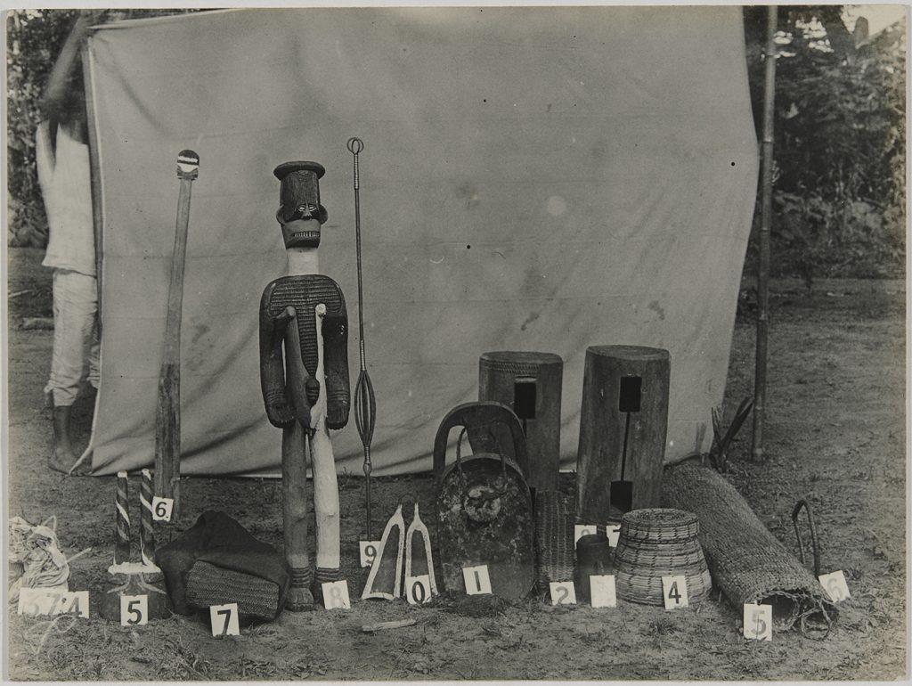Northcote Thomas collections, Awgbu, Nigeria, 1911