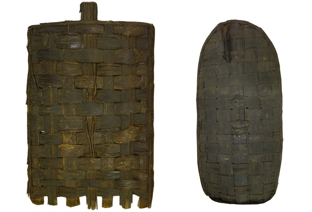 Shields collected by Northcote Thomas in Southern Nigeria