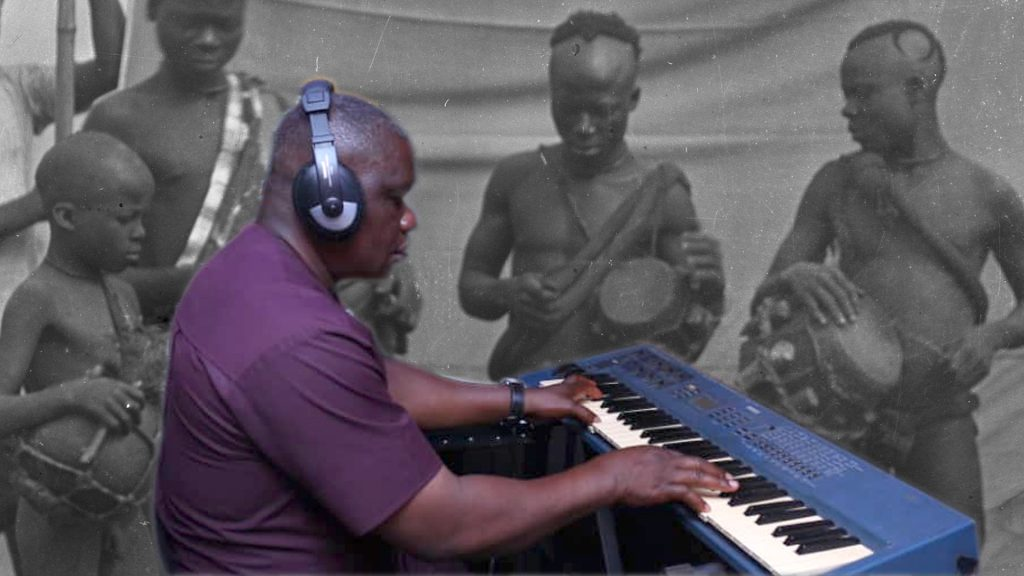 Ikenna Onwuegbuna reworking Igbo sound archive