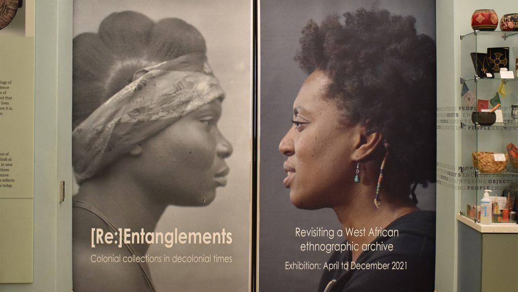 [Re:]Entanglements Exhibition, Museum of Archaeology and Anthropology, Cambridge