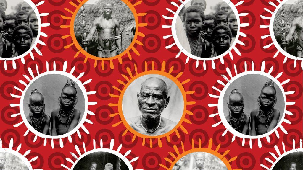 Nnaemezie Asogwa Mourning Clothes - Textile Design